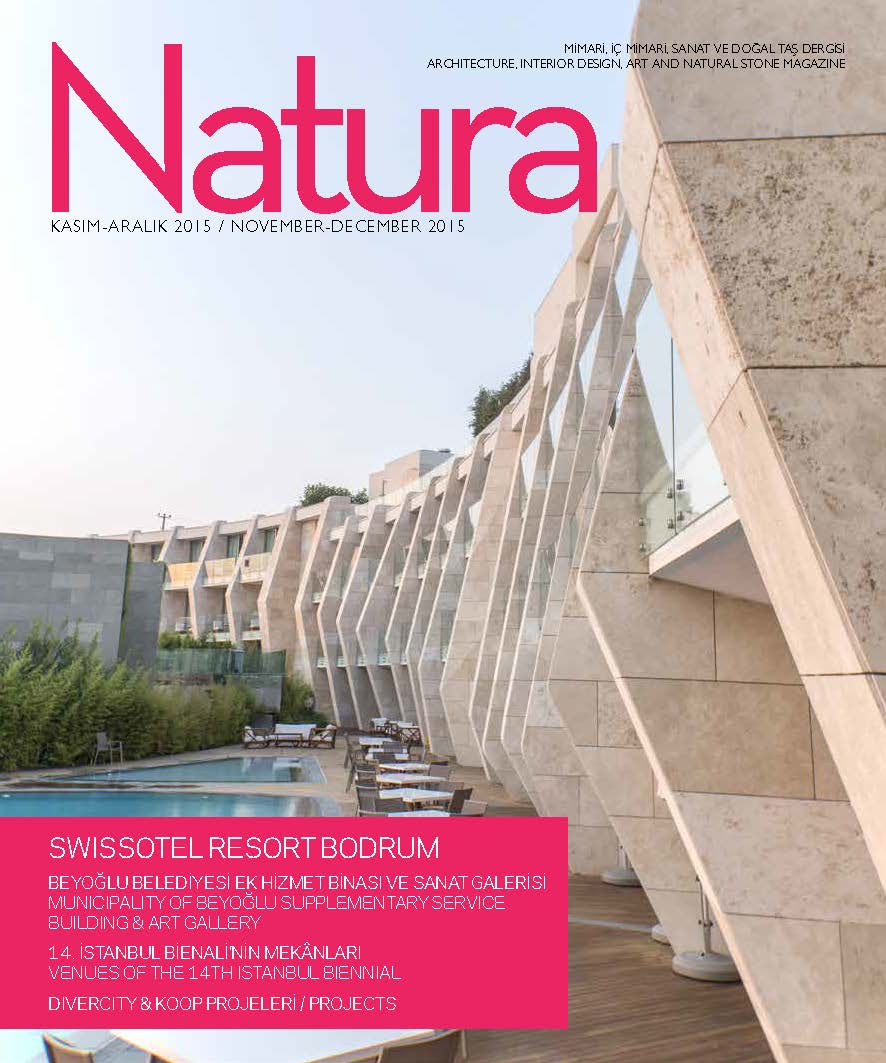 NATURA-Swissotel Resort Bodrum Beach Cover