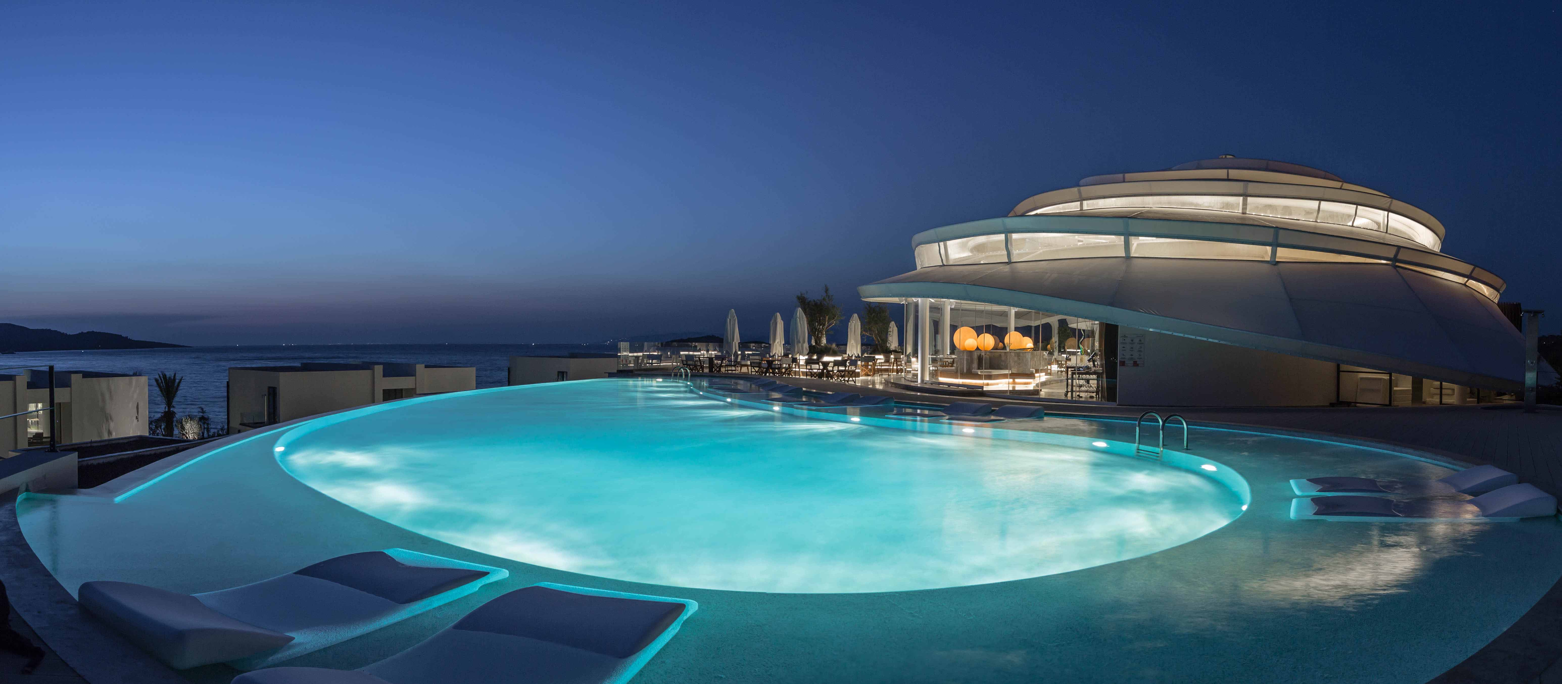 E-Architect Nikki Beach Resort Spa Bodrum