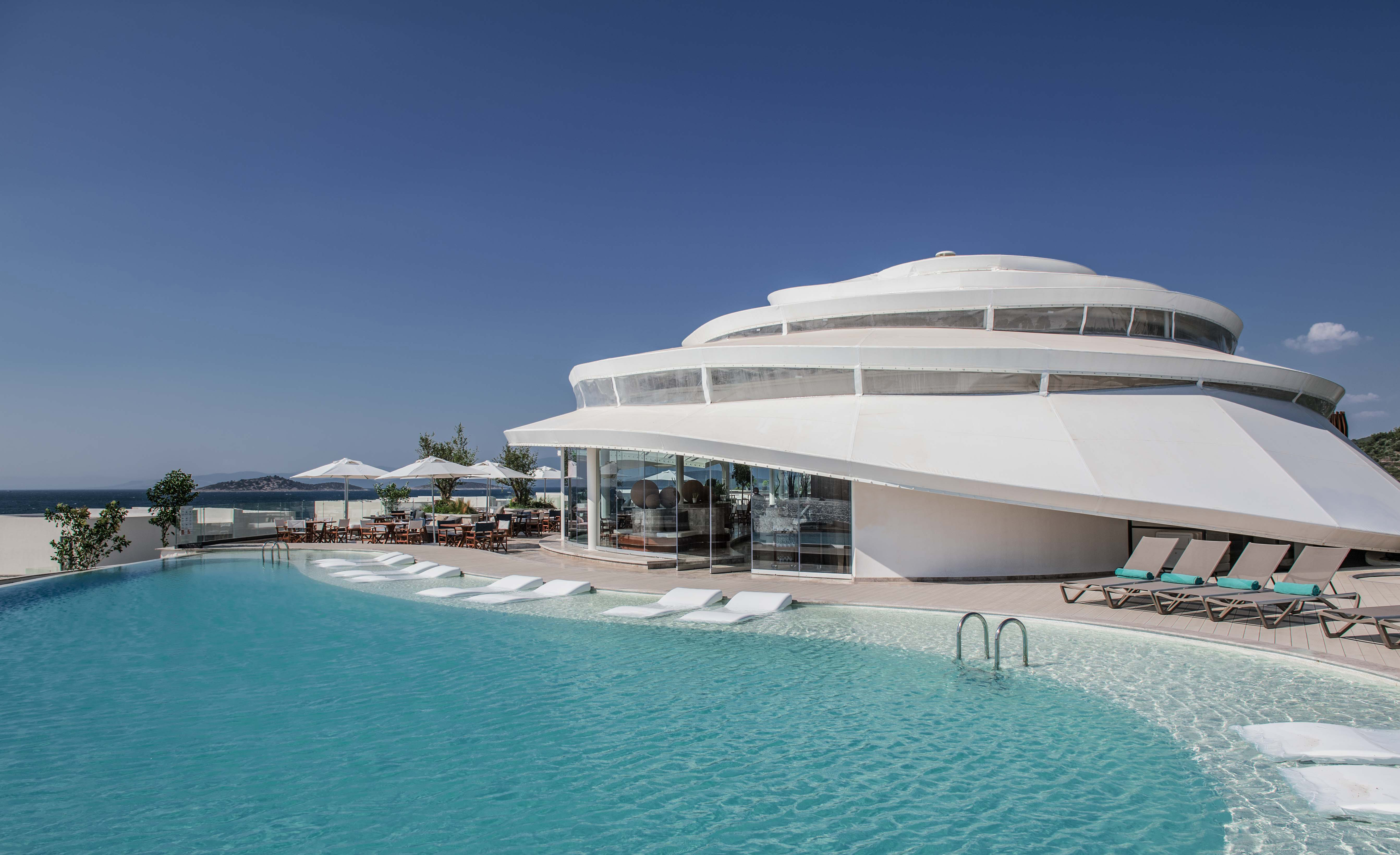 World Architecture Community-NIKKI BEACH RESORT&SPA BODRUM