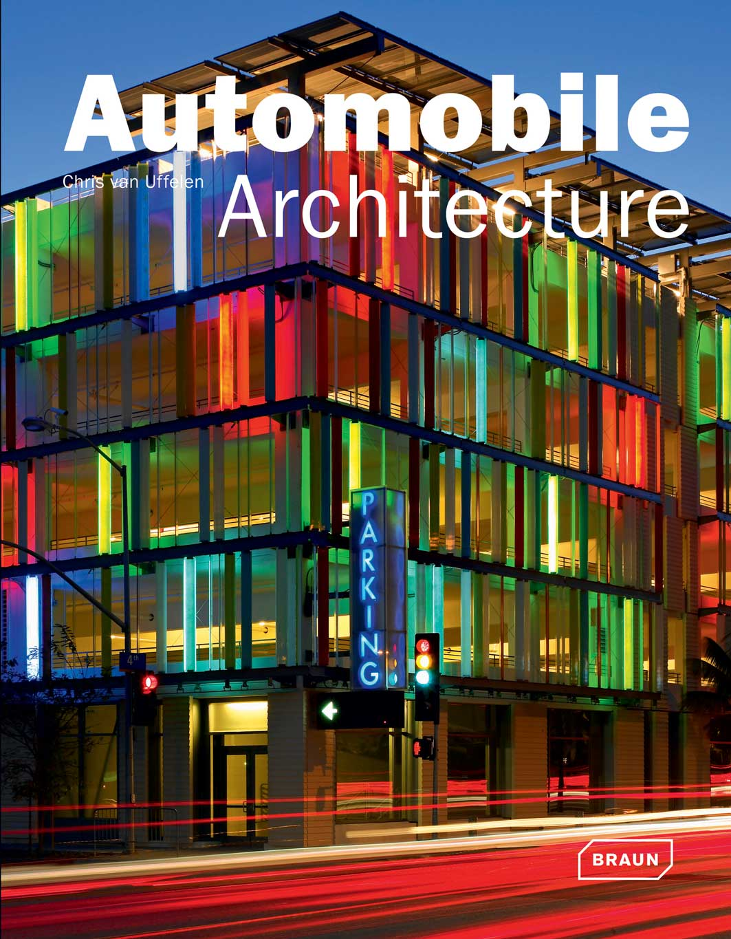 Braun Automobile Architecture for Autopia