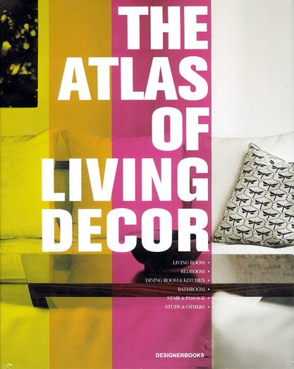 DESIGNER BOOKS- Atlas of Living Decor