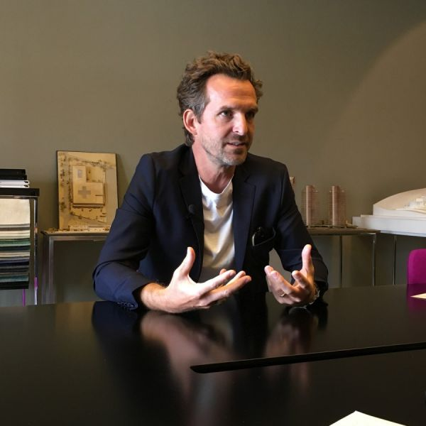 Interview With Leading French Designer Mathieu Lehanneur