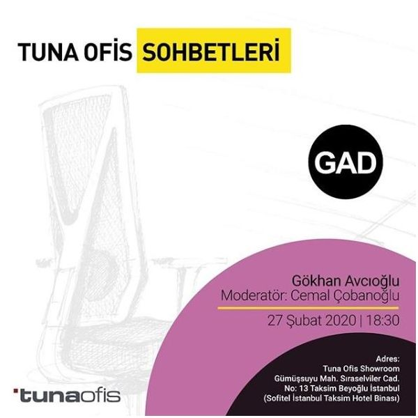 Tuna Office Talks : Gokhan Avcioglu