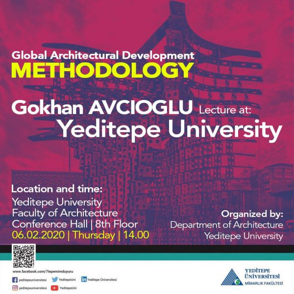 Gokhan Avcioglu Lectures Architecture at Yeditepe University Architecture School in Istanbul