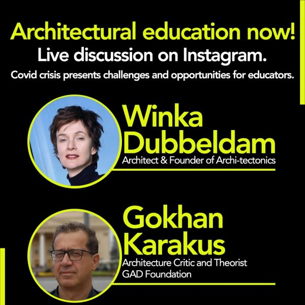 Winka Dubbeldam Talks on Architectural Education During Quarantine