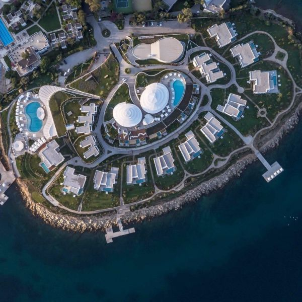 Nikki Beach is now SUSONA Bodrum