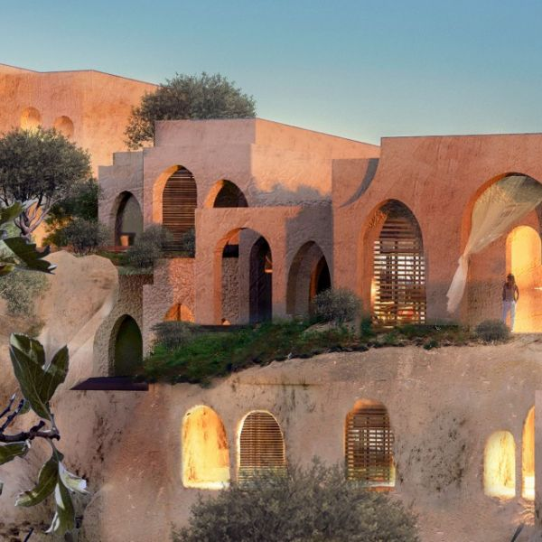 GAD Wins Award for CAPA Hotel in Cappadocia