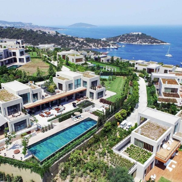 Bodrum Mandarin Resort Published in Raf Construction Magazine