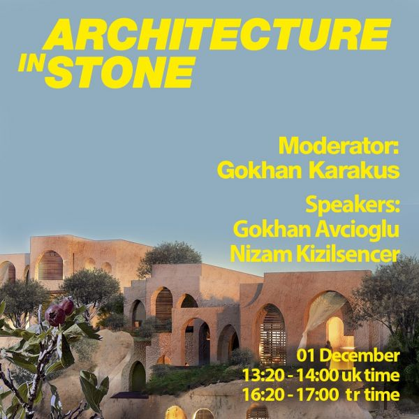 Architecture With Stone at World Architecture Festival