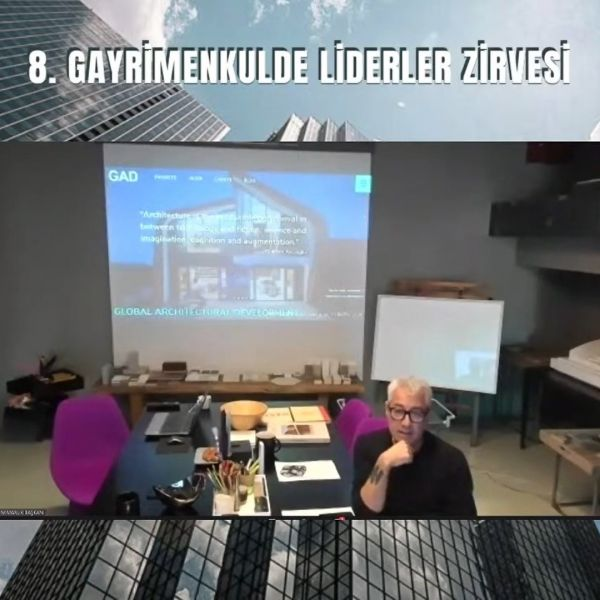Gokhan Avcioglu Keynote Speaker at 8th Real Estate Leaders' Summit