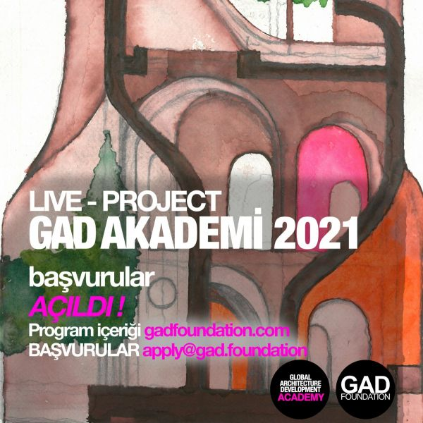 The Global Architectural Development Academy Registration Open
