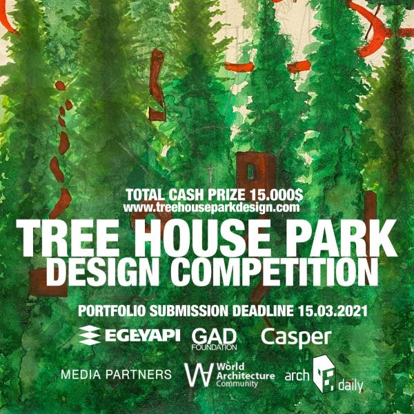 Tree House Park Design Competition Concludes First Phase