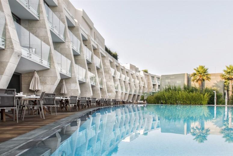Swissotel Resort Bodrum Beach Archdaily