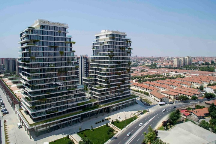 The Istanbul Residences / Istanbul