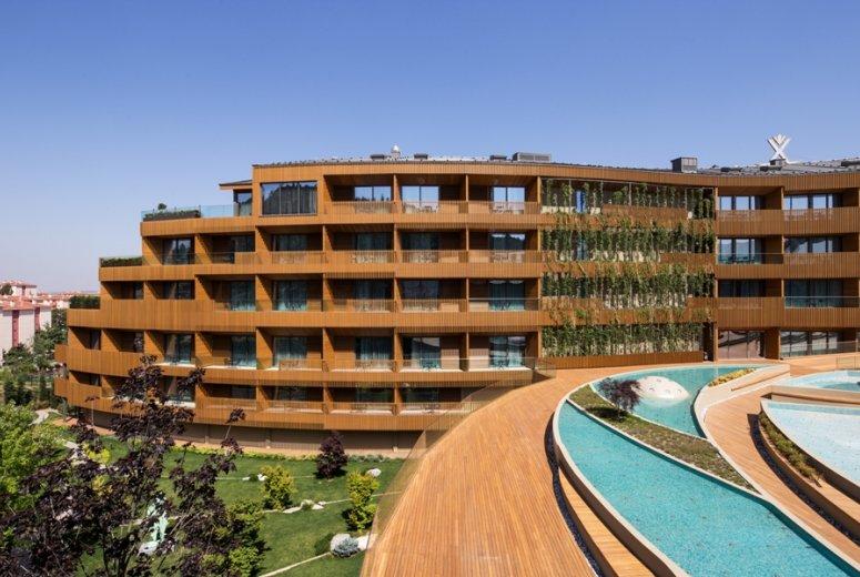 Rixos Eskisehir Spa & Thermal Hotel  GAD