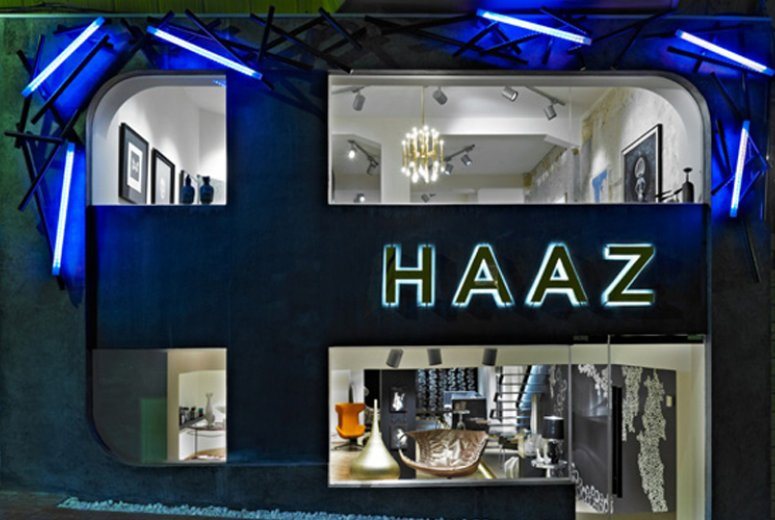 Haaz Design And Art Gallery Gad: Haaz Design And Art Gallery - Architectural Projects