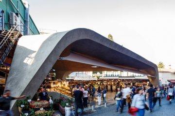 Beşiktaş Balık Pazarı Mimari Projeler Gad Mimarlık