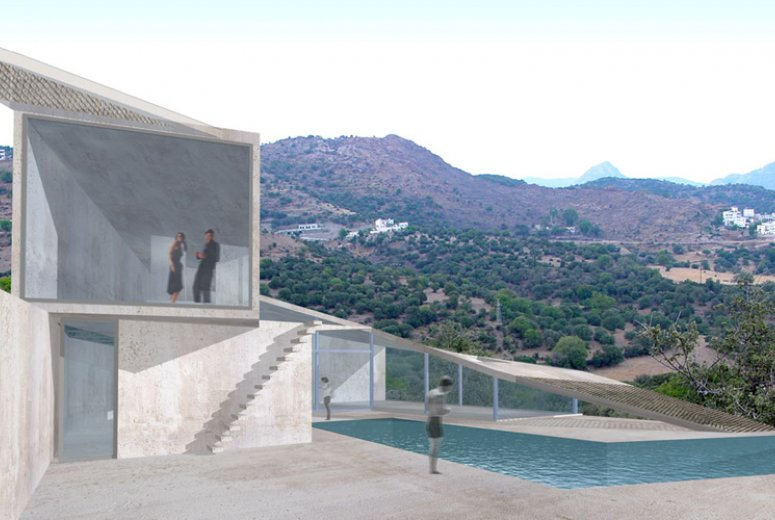 The ramp house project