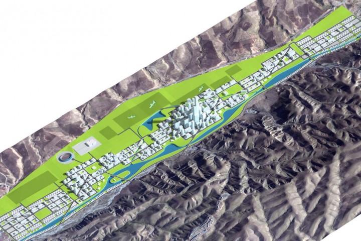 (N)Erbil Şehir Planı