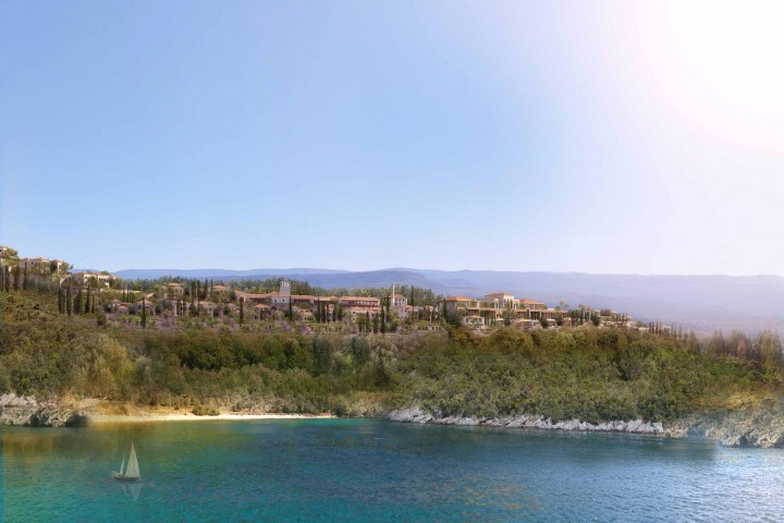 Villas & Village Proposal Bodrum