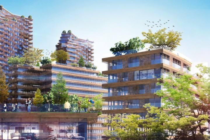 Mixed Use Project / İstanbul