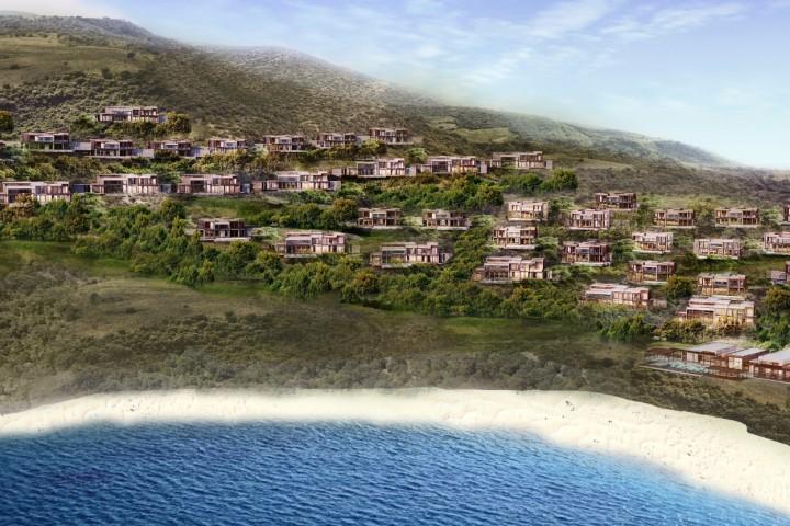 Kıyı Otel, Markalı Villalar &  Rezidanslar