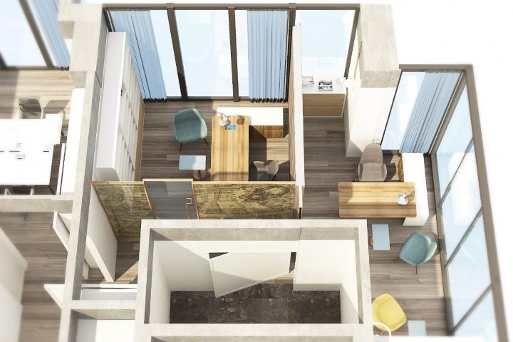 Lvnt Loft Interior Design