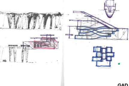 Thinking by hand sketchbook 196