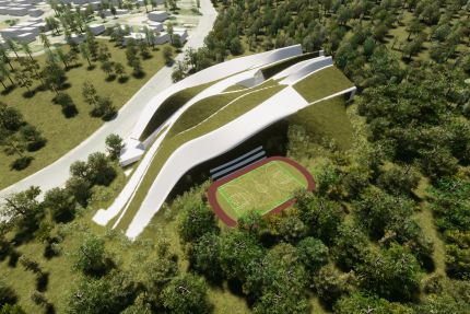 Next Generation School / Arnavutkoy